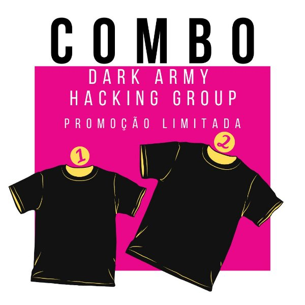 Combo Dark Army Hacking Group