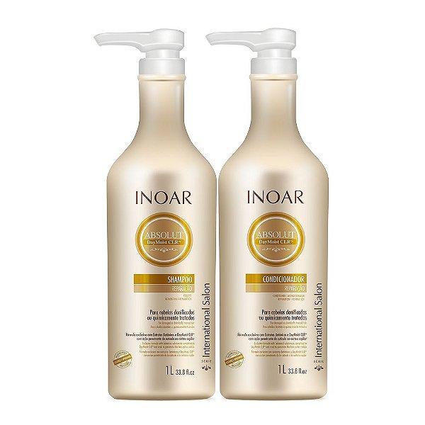 INOAR KIT Daymoist Shampoo e Condicionador Lt