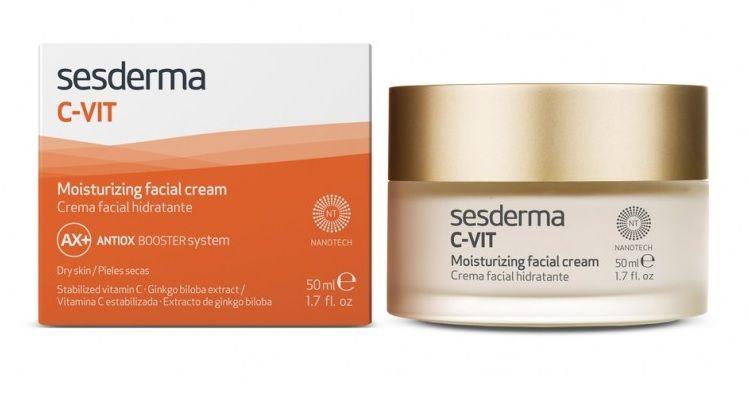Sesderma C-Vit Creme Facial Hidratante 50ml