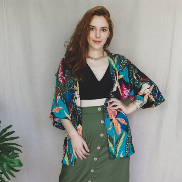 Kimono Marielle Selva