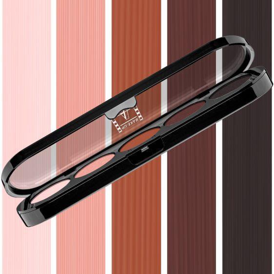 Make Up Atelier Paris Paleta de Sombra - T02