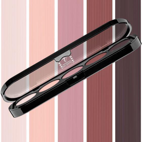 Make Up Atelier Paris Paleta de Sombra - T19