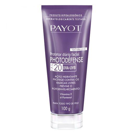 Payot Photodefense Protetor Facial Diário - VALIDADE 03/2021