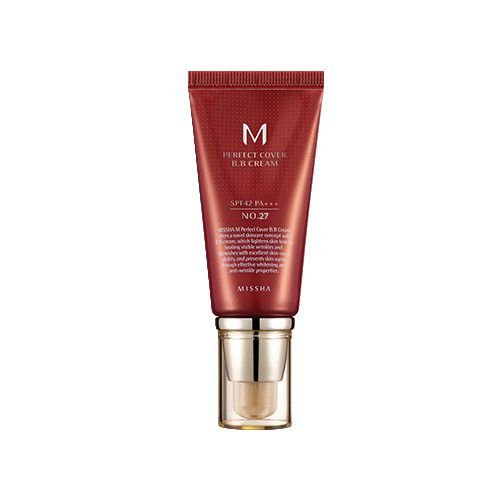 Missha M Perfect Cover BB Cream nº 27 (Honey Beige) - 50 ML