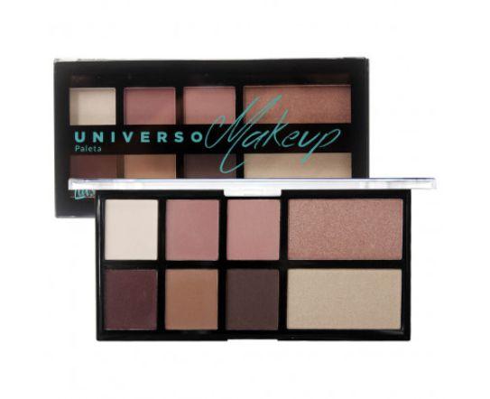 Luisance Paleta Universo Makeup Modelo B