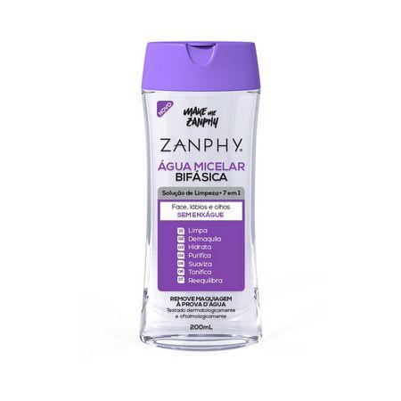 Zanphy Água Micelar Bifásica 200 ml