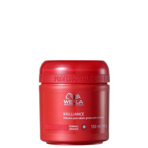 Wella Professionals Máscara de Hidratação Brilliance - 150 ml