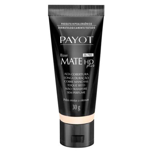 Payot Base Líquida Mate HD - CLARO 1