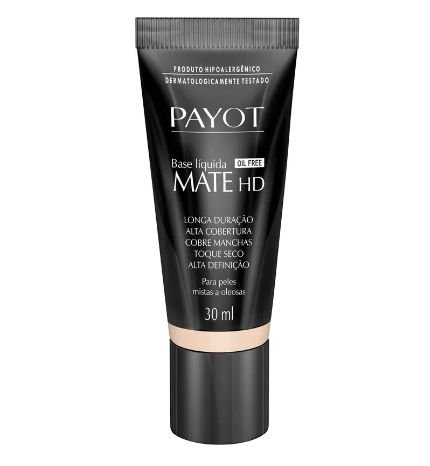 Payot Base Líquida Mate HD - CLARO 2