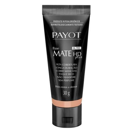 Payot Base Líquida Mate HD - BRONZE