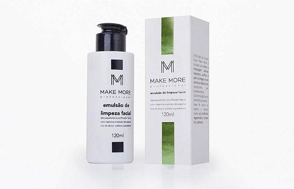 Make More Professional Emulsão de Limpeza Facial