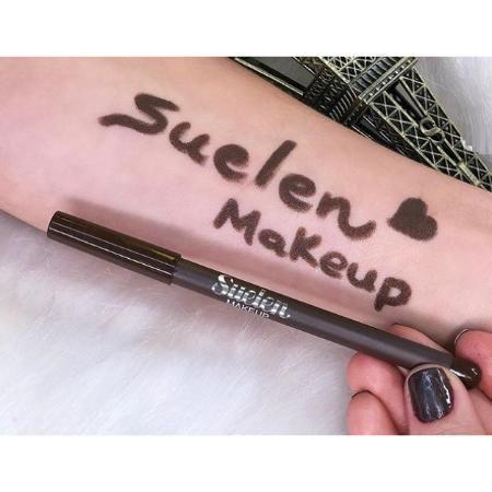 Suelen Makeup Lápis Delineador para Olhos Marrom à Prova D'água