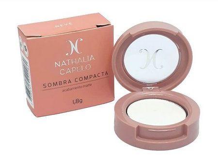 Nathalia Capelo Sombra Compacta - Neve