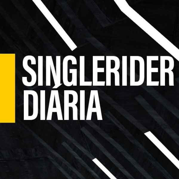 Single Rider Diária (08 horas)