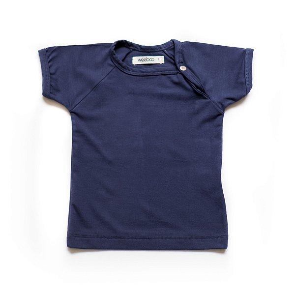 T-Shirt Gotinha Básica Azul