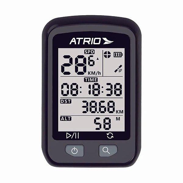 GPS para Ciclismo ATRIO Iron IPX6