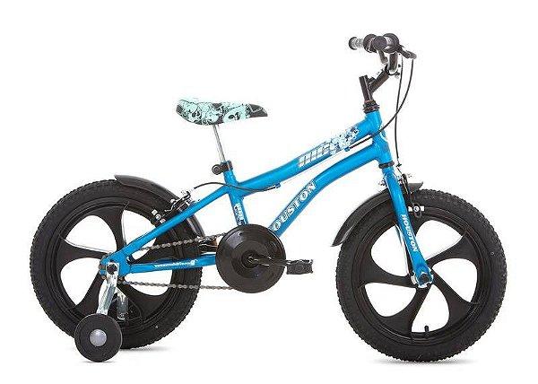 Bicicleta HOUSTON Nic Aro 16 Azul Fosco