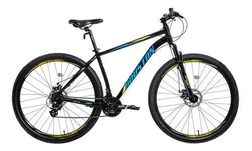 Bicicleta HOUSTON Skyler Aro 29 Preto/Azul - Tam. 17