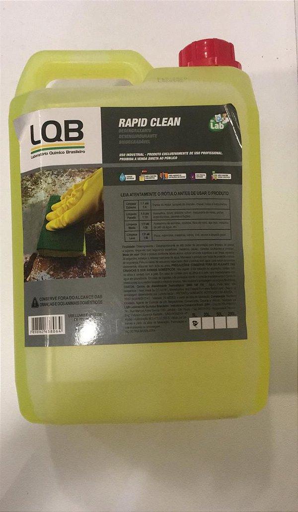 DESENGRAXANTE RAPID CLEAN 5L
