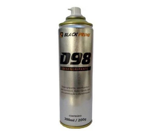 DESENGRIPANTE D98 BLACK PRIME 300ML