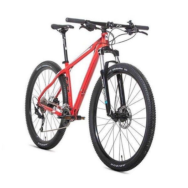 SEMINOVO - Bicicleta AUDAX Auge 100 Vermelha
