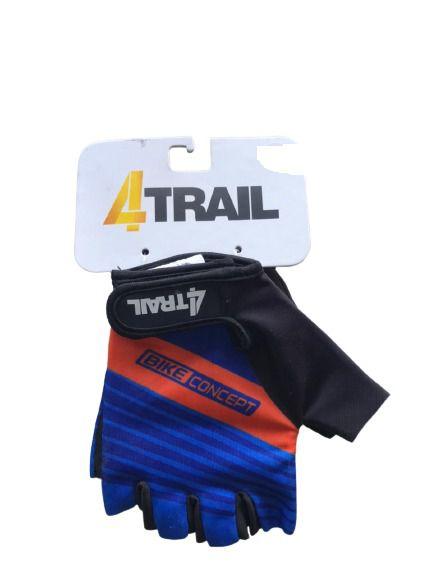 Luva 4TRAIL Concept Azul - Tam. G