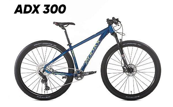 Bicicleta ADX 300 2021 Deore 11v Aro 29 Azul - Tam. 17