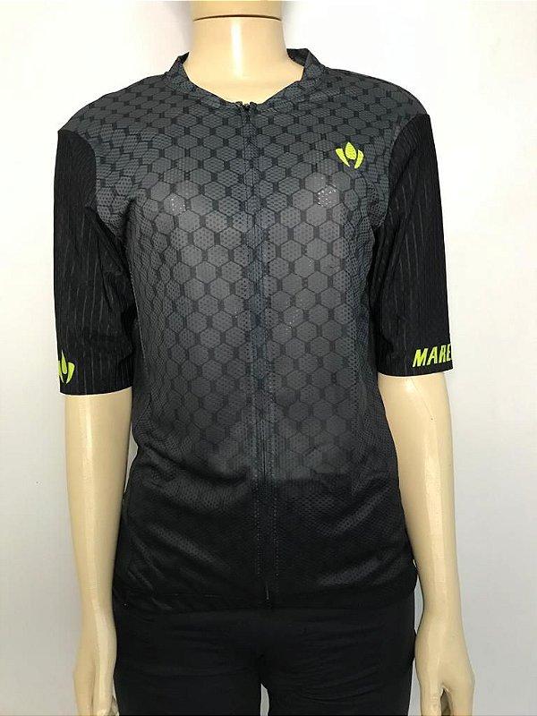 Camisa MARELLI Laser Champ Chumbo - Tam. 3G
