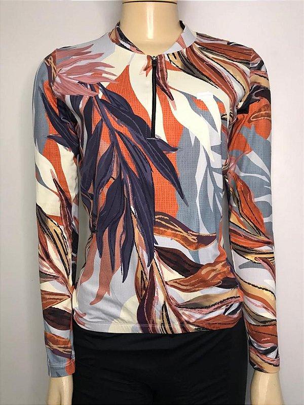 Camisa TEO Pedal Free Slim Algas - Tam. GG