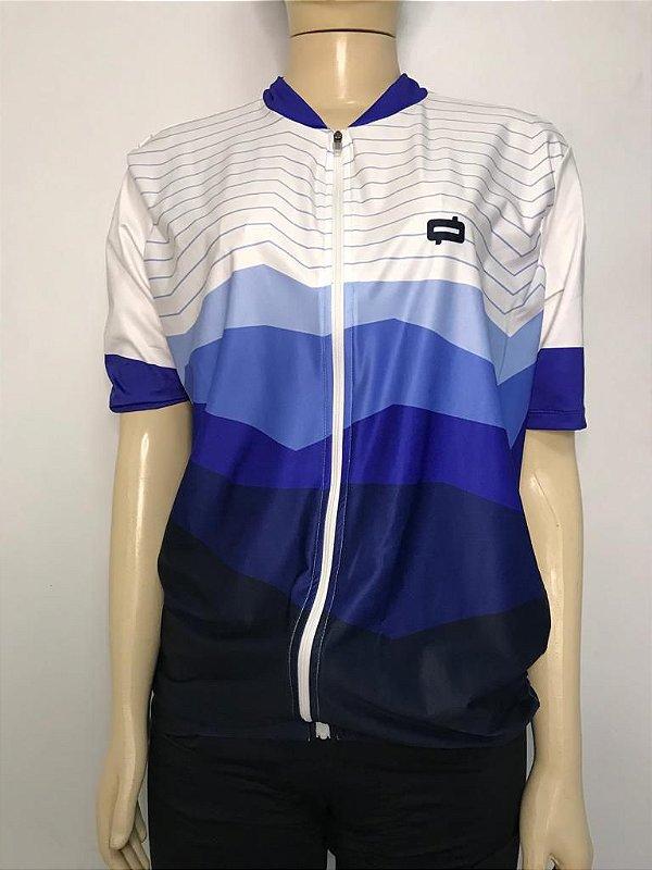 Camisa TEO Sublime Comfort Nível Azul - Tam. M