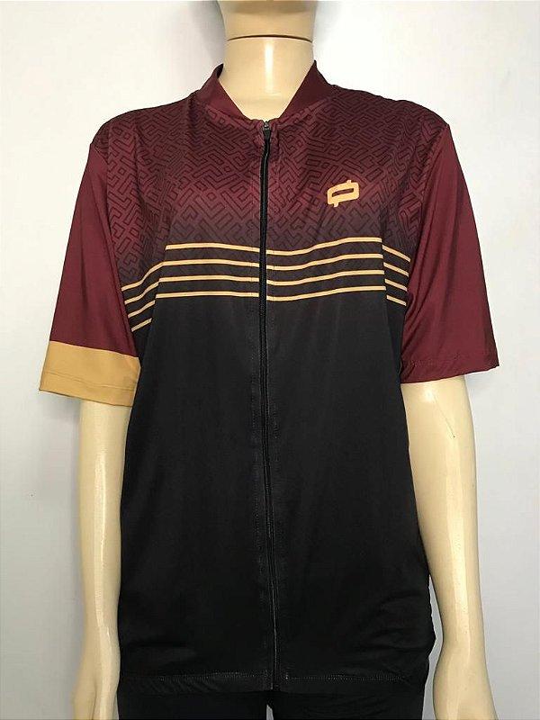 Camisa TEO Sublime Comfort Lab Bordo - Tam. G
