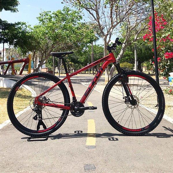 Bicicleta SHOOT RAGE Aro 29 21v Vermelho - Tam. 17
