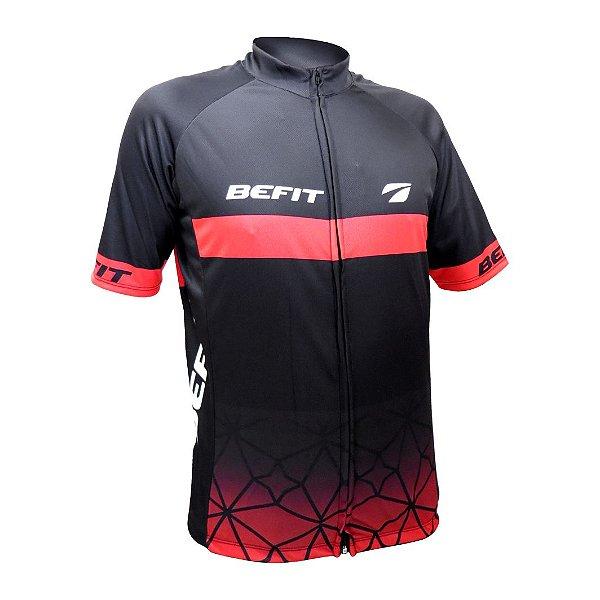 Camisa BEFIT Faixa Vermelha - Tam. M
