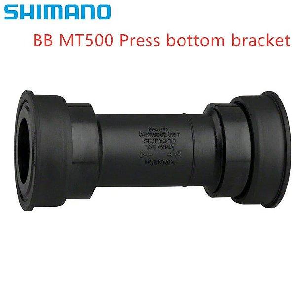 Movimento Central SHIMANO MT500 Preto