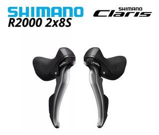Par STI Shimano Claris 8v ST-R2000