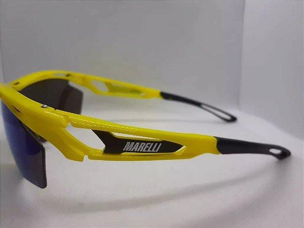 Oculos MARELLI Strada Amarelo U