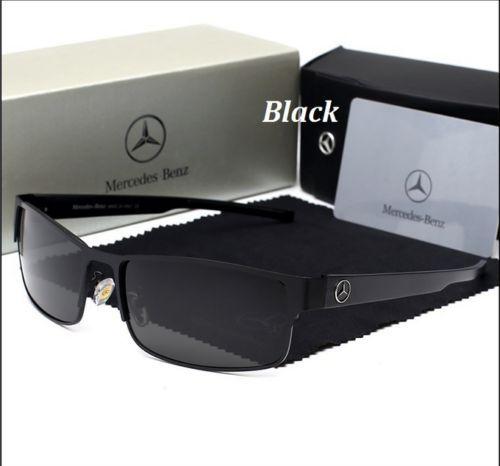 Óculos Mercedes 2018 Masculino Polarizado - acompanha caixa