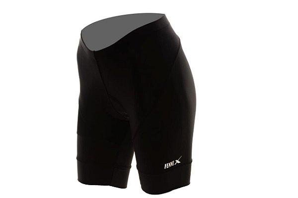 Short Masculino FENNIX c/ Bolso Preto - Tam. XG