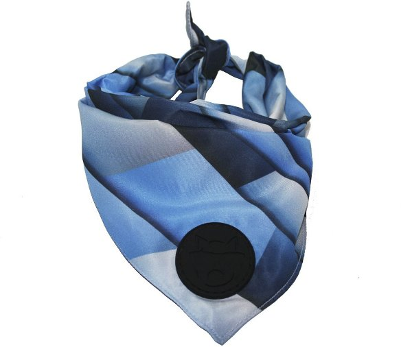 BANDANA PARA CACHORRO - COOLDOG BLU