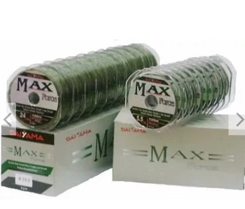 Linha Monofilamento Max Force - MARURI