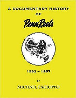 Livros para Colecionadores Penn Reels