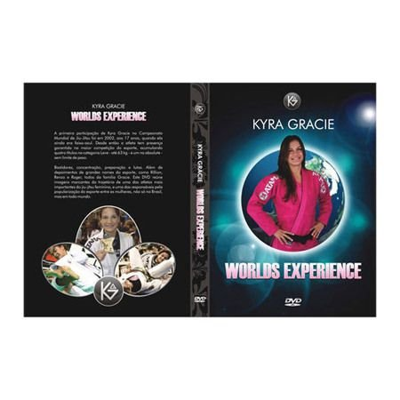 Kyra Gracie World Experiences DVD