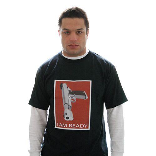 Camiseta Ryan Gracie - I'm Ready