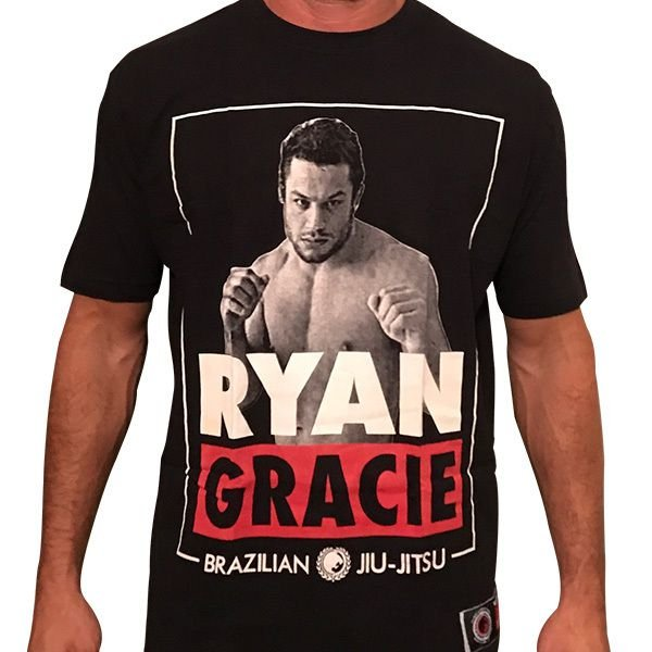 Ryan Gracie MMA (Preta)