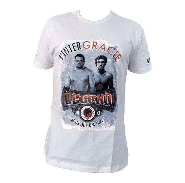 Camiseta 8º Inter Gracie