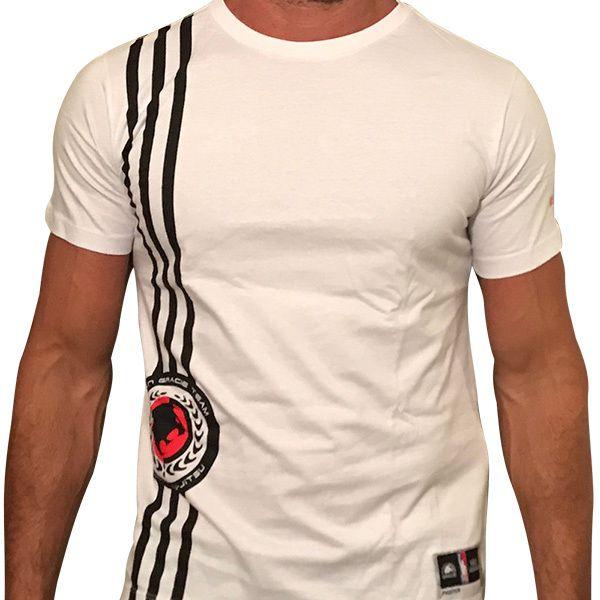 9b5416087 Camisa Marilyn Branca - LutaShop - Produtos Família Gracie