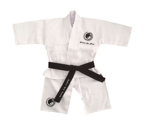 256c706e6 Kimono Branco Ryan Gracie Team (Recém-Nascido) - LutaShop - Produtos ...