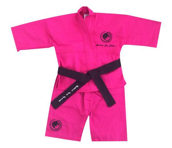 Kimono Ayra Pink (Recém-Nascido)