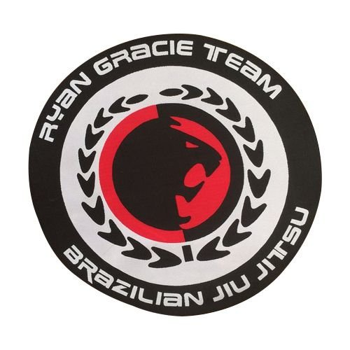 Patch Clássico Ryan Gracie Team-190mm