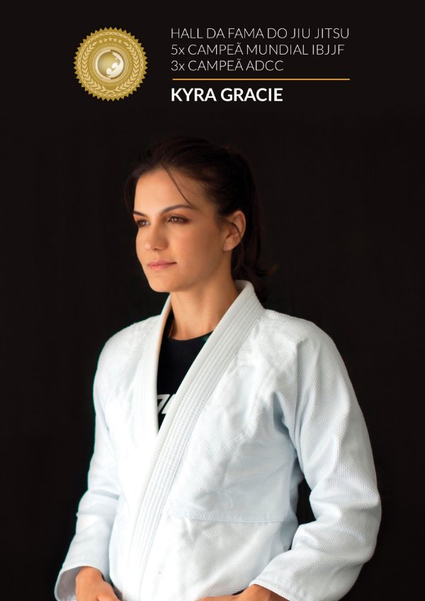 Poster Kyra Gracie